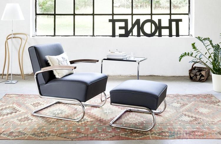 thonet s411 mart stam 57700. Black Bedroom Furniture Sets. Home Design Ideas