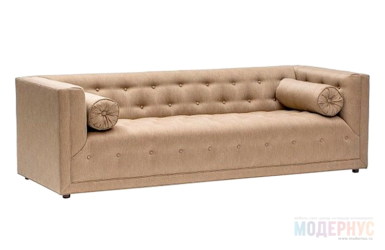 дизайнерский диван Astor Sofa дизайн от DwellStudio