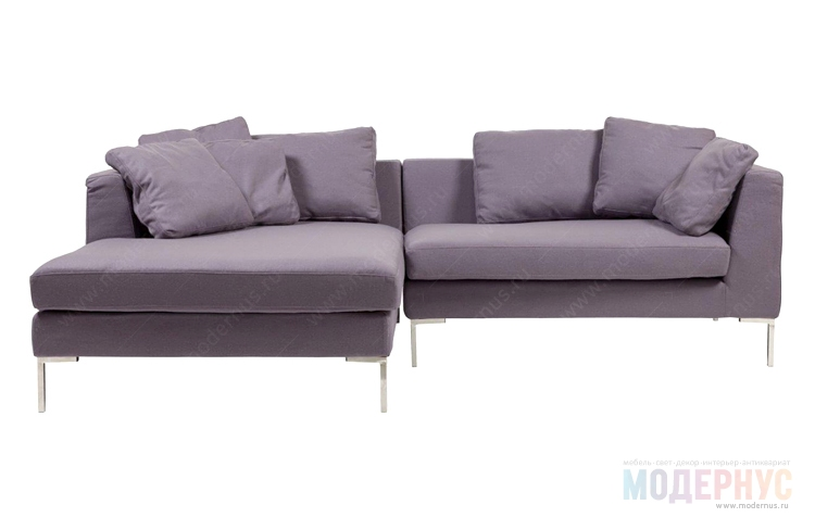 дизайнерский диван Charles Sofa Sectional дизайн от Antonio Citterio