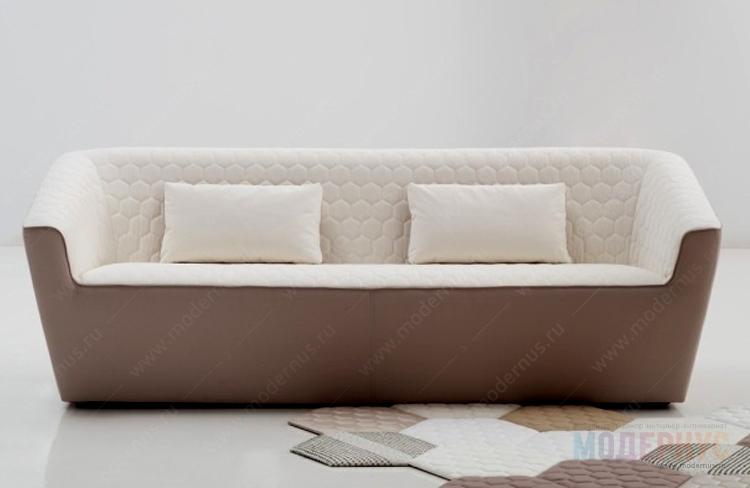Designer Sofa Cay Futuristische Optik