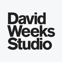 Дизайн-студия David Weeks Studio logo designer